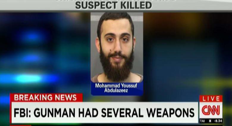 مصدر: المشتبه بتنفيذه هجوم تينيسي هو محمد يوسف عبدالعزيز 24 عاما.. أمريكي يحمل الجنسية الأردنية وولد بالكويت