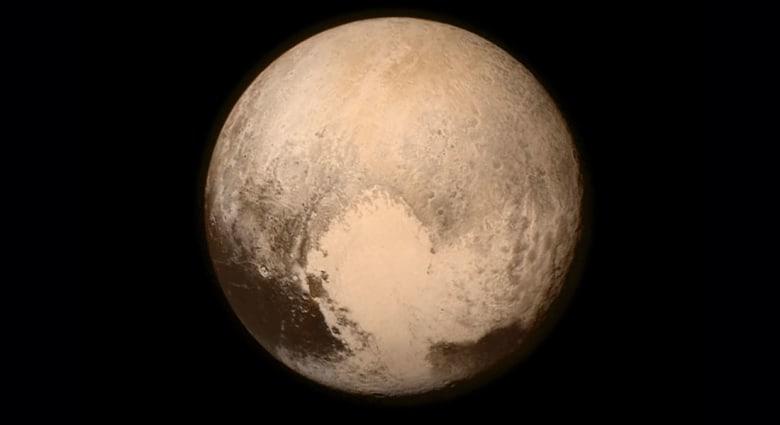 النساء اللواتي قربننا من كوكب بلوتو