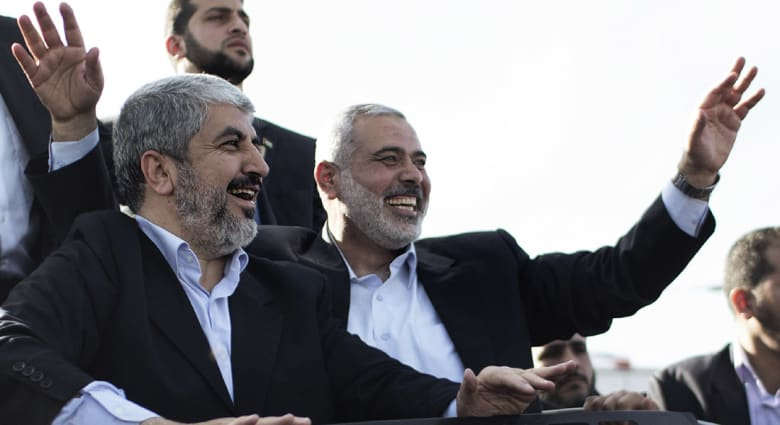 """وفد """"حماس"""" برئاسة مشعل في السعودية لأول مرة منذ 2012.. زيارة بأكثر من دلالة"""