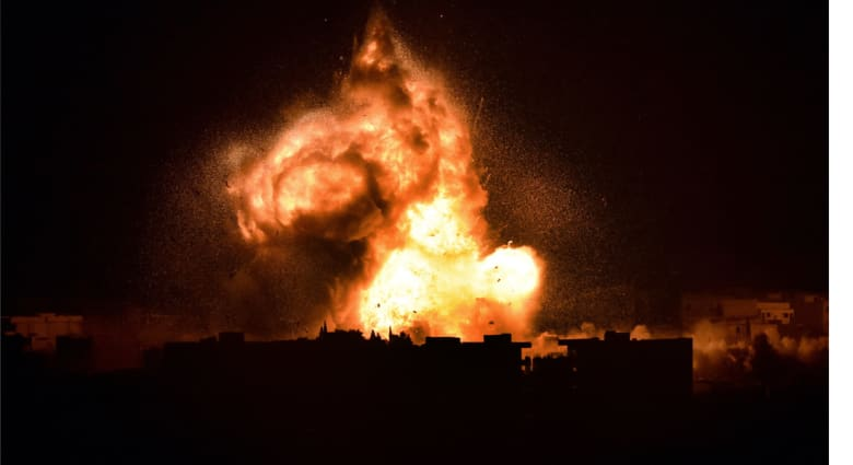 """3216 قتيلاً في غارات طيران التحالف على سوريا في 10 شهور غالبيتهم من """"داعش"""""""