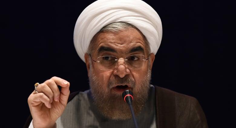 روحاني: لا نفرق بين الشيعة والسنة.. ندافع عن دهوك والسليمانية ولولا إيران لسقطت أربيل وبغداد بأيدي الإرهابيين