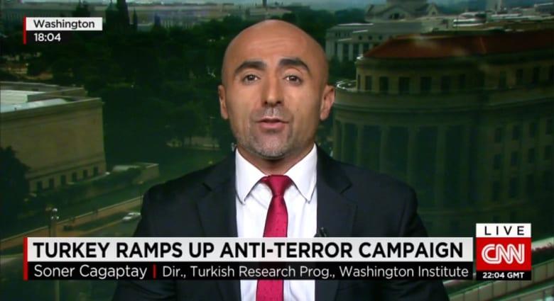 محلل بالشؤون التركية لـCNN: تأسيس الـPKK لشبكة سياسية بتركيا وراء ضربهم.. وأنقرة تريد إضعافهم قبل العودة للحوار