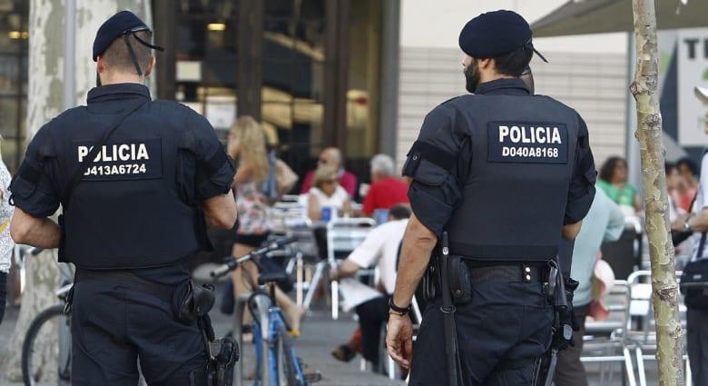 الشرطة الإسبانية: إصابة شخصين بإطلاق نار في ساحة لاس رامبلاس في برشلونة