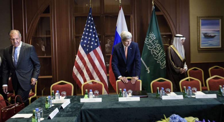 عامر السبايلة يكتب لـCNN عن لقاء الدوحة: السعودية بين قطبي المرجعية الدولية الجديدة
