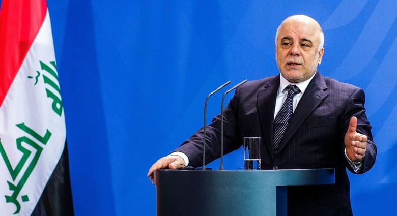 مجلس الوزراء العراقي يوافق على الإصلاحات المقدمة من العبادي والمطالب فيها إلغاء مناصب نواب رئيس الجمهورية وتقليص حمايات المسؤولين