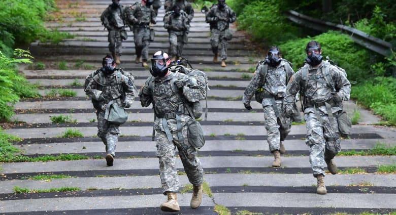 كوريا الشمالية تهدد أمريكا بحرب مفتوحة بحال مواصلة المناورات العسكرية