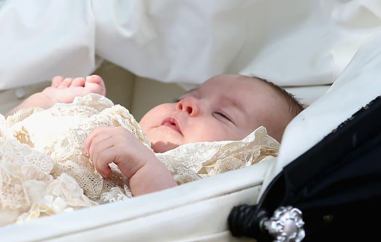في شهرها الرابع.. الأميرة شارلوت قيمتها 5 مليارات دولار