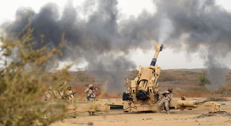 السعودية.. مقتل جنديين إثر تعرض دورية حدودية بنجران لقذائف من الأراضي اليمنية