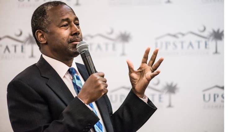 كارسون: يمكن أن أدعم المسلمين لرئاسة أمريكا فقط إذا تخلوا عن الشريعة