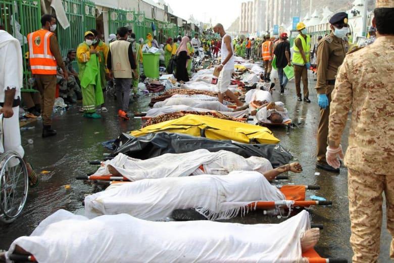 مقتل 23 حاجًا مغاربيًا في حادث منى واستمرار فقدان العشرات