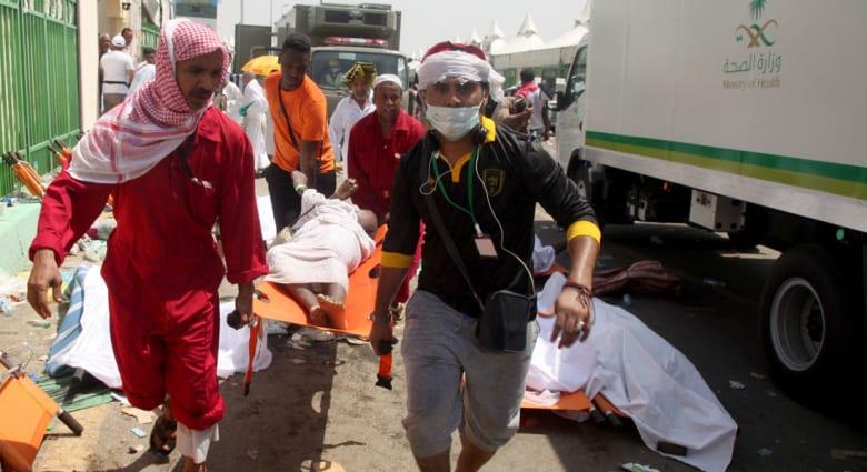"""مصر ترفع ضحاياها في """"تدافع الحجاج"""" إلى 78 متوفياً و98 مازالوا مفقودين والبيان النهائي الأربعاء"""