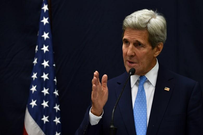 مسؤولون: رغم رفض أوباما.. كيري يطرح فكرة إقامة منطقة حظر جوي في سوريا للنقاش