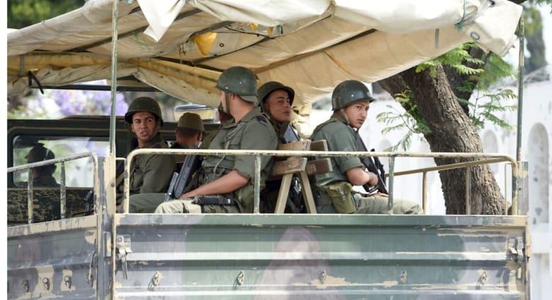 تونس.. قتيلان و4 جرحى بهجوم على وحدات للجيش أثناء البحث عن راع مختطف بالقصرين