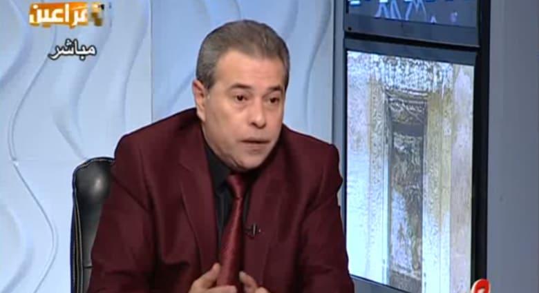 """بالفيديو.. عكاشة يبين خلفية التطاول على السفير السعودي بمصر.. ويهاجم خديجة بن قنة وتصريحها """"المزيف"""" عن مريم إدريس"""