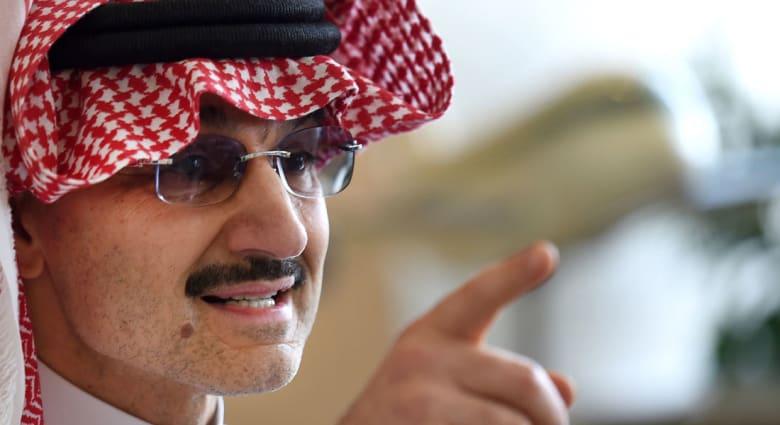الأمير الوليد ينفي مزاعم حول تأييده الإسرائيليين بمواجهة الفلسطينيين: أخبار مفبركة ومقابلة مزيفة