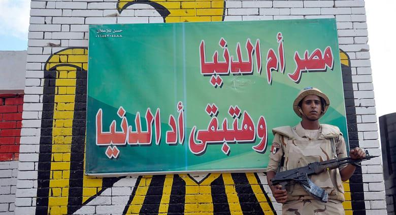 """هل يتعلم النظام المصري من """"الخطأ"""" الذي أطاح بحكم مبارك؟"""