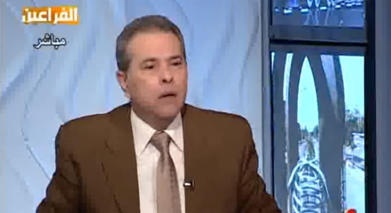 """بالفيديو.. عكاشة يهاجم """"حجاب"""" الإعلامية الجزائرية خديجة بن قنة: تركوا جوهر الإسلام والتفوا على المظهر"""