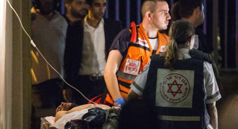 """مقتل فلسطيني وإصابة 3 إسرائيليين في """"هجمات طعن"""" بجنوب تل أبيب وجنين"""