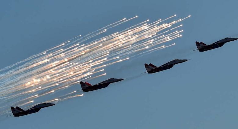 القوات الجوية الروسية ترسل منظومات دفاع جوي وصاروخي إلى سوريا لمنع خطف طائراتها ومقاتلاتها
