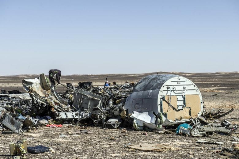 بعد تحليل مسجل قمرة القيادة.. محققون أوروبيون: تحطم الطائرة الروسية لم يكن حادثاً.. ومصر تصر: جميع السيناريوهات مطروحة