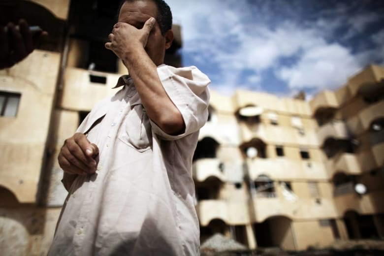 النازحون في ليبيا..  الأثر الرهيب لأشهر طويلة من الاقتتال بين القبائل والميليشيات