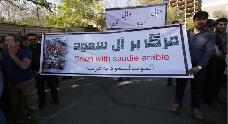 """إيران تستخدم كلمات الملك سلمان: """"نهدي إليكم عيوبكم"""".. وعلى السعودية الكف عن """"تصرفاتها التخريبية"""""""