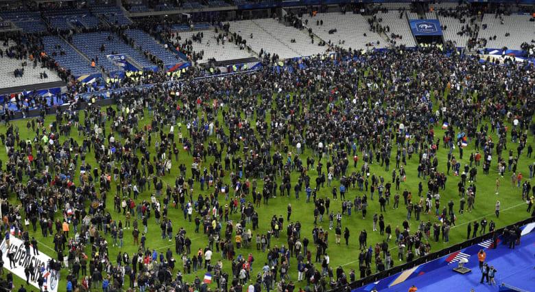 """بعد تعليق فعاليات رياضية بباريس.. مباراة فرنسا وإنجلترا بموعدها على إستاد """"ويمبلي"""""""