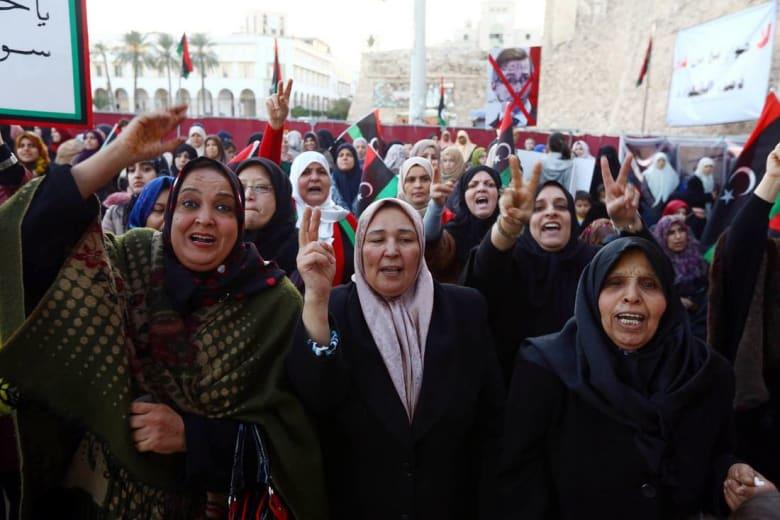 بين ضغوط التقاليد واستمرار التوتر.. المرأة الليبية تبحث عن موطئ قدم في السياسة