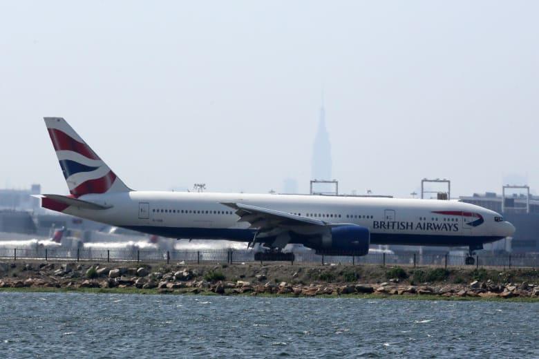 وسط بيانات متضاربة حول السبب.. الشرطة الأمريكية تستعد لاحتجاز راكب طائرة للخطوط البريطانية