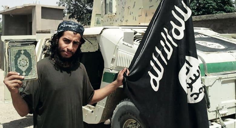 المدعي العام الفرنسي يعلن مقتل عبدالحميد أباعود المشتبه بأنه العقل المدبر لهجمات باريس