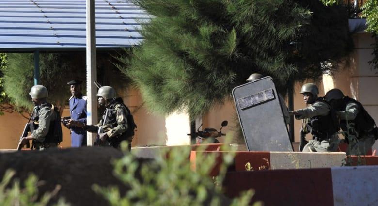 قوات أمريكية وفرنسية خاصة تشارك في عملية إنقاذ الرهائن في مالي