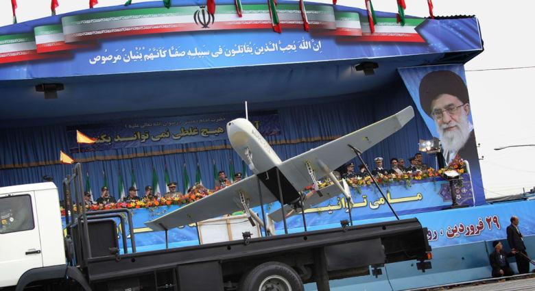 """إيران تعلن القضاء على """"مجموعتين إرهابيتين"""" وتحطم طائرة عسكرية """"مجهولة"""" بدون طيار"""
