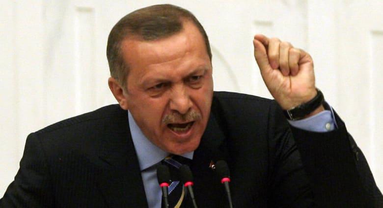 أردوغان: تركيا لها الحق في حماية حدودها وعلى الجميع احترام ذلك.. ولا تواجد لداعش بجبل التركمان