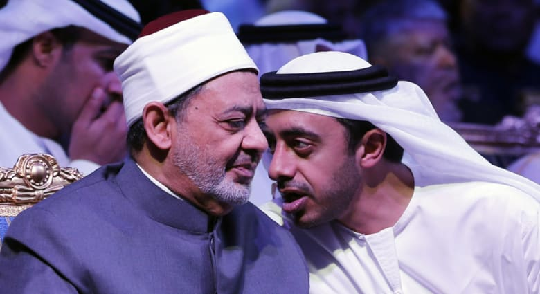 """كلية للعلوم الإسلامية والدعوة تدشن أول فرع لـ""""جامعة الأزهر"""" في العالم بدولة الإمارات"""