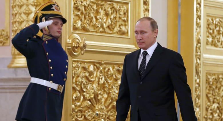 بوتين: تركيا تدفع العلاقات مع روسيا نحو طريق مسدود.. ولم نتلق أي اعتذار أو عرض بالتعويض عن إسقاط طائرتنا
