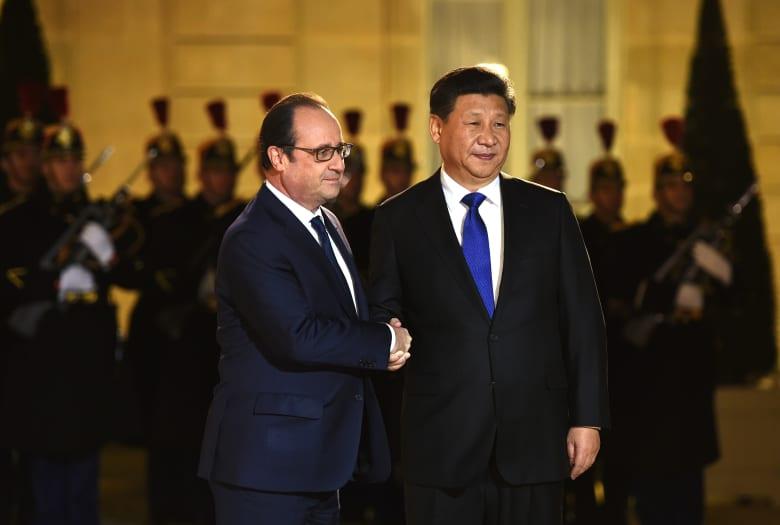 بكين تُعلن حالة التأهب القصوى من الضباب الدخاني لهذا العام.. خلال مشاركة رئيس الصين بمؤتمر تغير المناخ في باريس