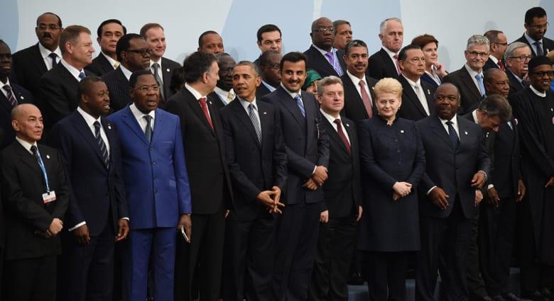 القاهرة تؤكد لقاء السيسي وأمير قطر في باريس قبل ساعات من زيارة أردوغان للدوحة