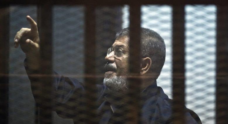 """تأجيل محاكمة مرسي بـ""""التخابر مع قطر"""" لـ16 ديسمبر ومناقشة مدير مكتب السيسي بتقرير الرئاسة"""