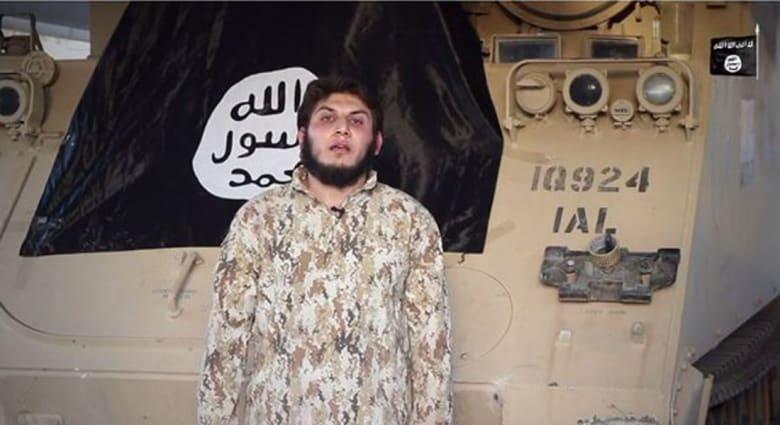 """نائب أردني يستهجن نشر """"داعش"""" فيديو يظهر ابنه قبل تنفيذ هجوم بالعراق ويشكك بمقتله"""