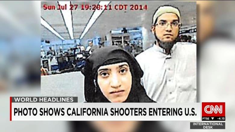 """محلل بـCNN: هل كانت رحلة فاروق للسعودية حيث تزوج شريكته بجريمته المستقبلية بداية عملية """"تحوله الجهادي""""؟"""