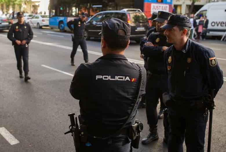"""المغرب واسبانيا يعتقلان أربعة أشخاص بينهم امرأة مشتبه في ارتباطهم بـ""""داعش"""""""