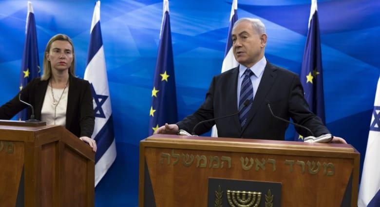 """دعوة سفير الاتحاد الأوروبي للتفرقة بين """"إرهاب داعش"""" و""""هجمات الطعن"""" بالضفة تثير غضباً بإسرائيل"""