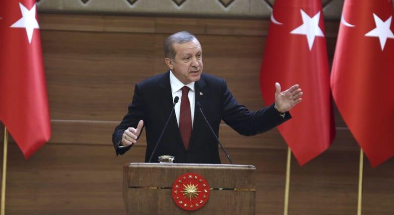 """أردوغان: انسحاب قواتنا من العراق غير وارد حاليا.. والعبادي يشكو """"خرق حرمة"""" الأراضي العراقية لمجلس الأمن"""