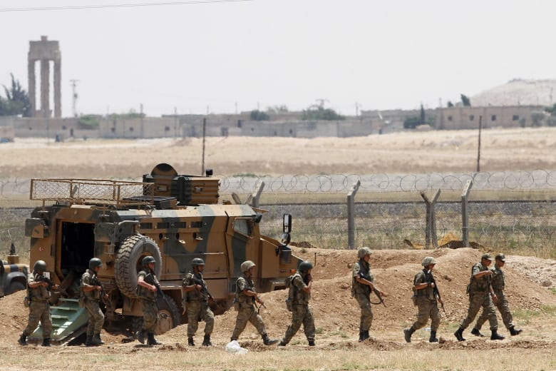 تركيا.. توقيف 9 يشتبه بانتمائهم لداعش خلال محاولة لعبور الحدود مع سوريا