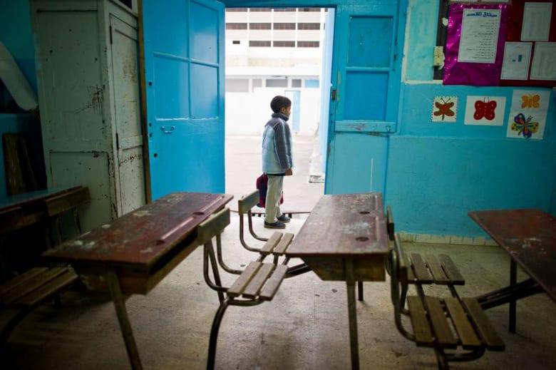 """وزارة التربية التونسية تفتح تحقيقًا في """"إجبار مدرّسة لتلاميذها برسم جهنم"""""""
