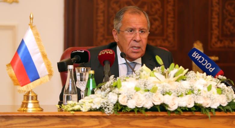 وزير الخارجية الروسي: ندرس إعلان السعودية عن تشكيل التحالف الإسلامي.. والكرملين ينفي لقاء بوتين وقاسم سليماني