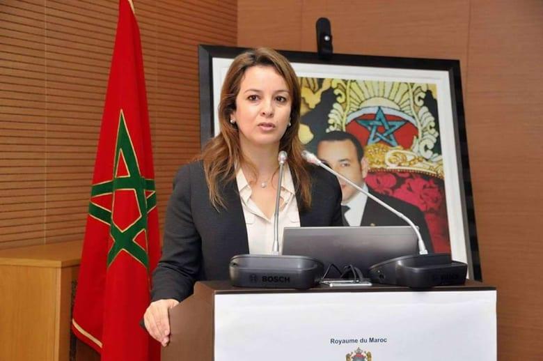 """وزيرة مغربية تعتذر بعدما قلّلت من قيمة معاشات البرلمانيين ووصفتها بـ""""جوج فرنك"""""""