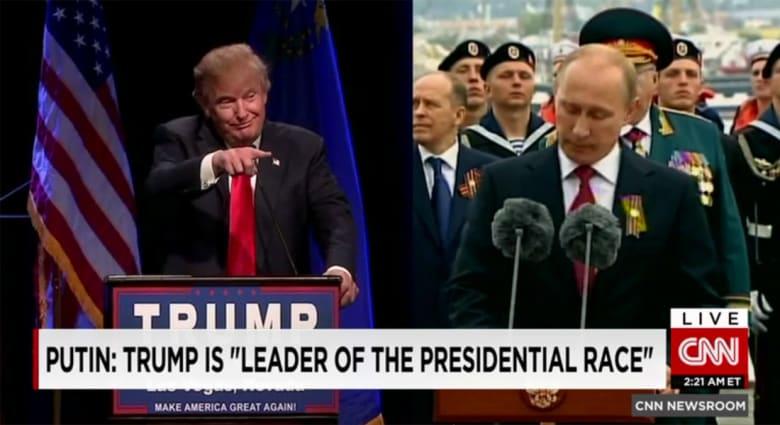 بعد مديح بوتين له.. محللون يحذرون ترامب عبر CNN: الرئيس الروسي قاد استخبارات بلاده ويستطيع قراءتك