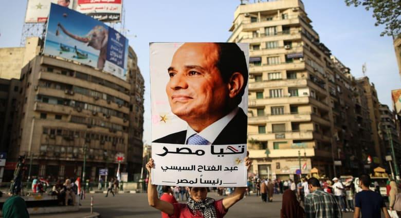 """السيسي يحذر دعاة """"ثورة جديدة"""" في 25 يناير: لن أبقى في الحكم ثانية واحدة ضد إرادة الشعب"""