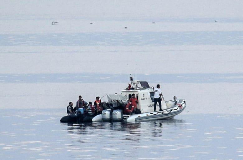 غرق 9 مهاجرين قرب الشواطئ التركية وعمليات البحث جارية عن ناجين